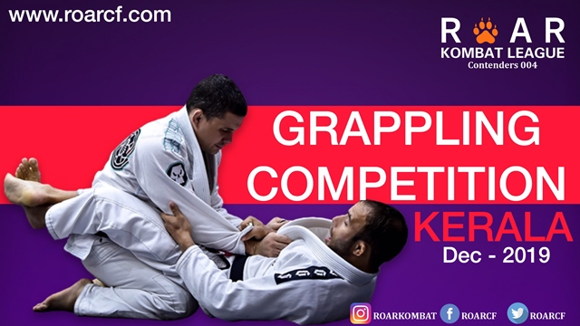 Grappling Competition