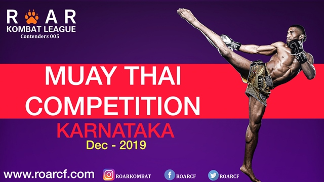 Muay Thai Competition