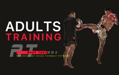 Adults Martial Arts Training