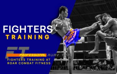 Fighters Training